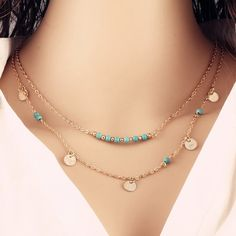 "Kallaite Bead Necklace | Women's Jewelry – Lowest prices online – FREE Shipping Available | On Sale NOW - http://www.chinasalessite.com  – Wholesale Women's Clothes,Online Catalog,Ladies Clothing,Wholesale Women's Wear & Accessories.  LOW LOW PRICES @ AliExpress - "" http://s.click.aliexpress.com/e/fIYFM3ZrV"" ."