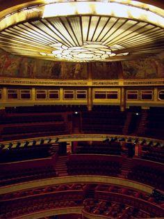 Théâtre des champs élysées - DR Melle Bon Plan