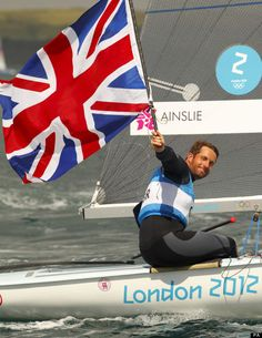 Ben Ainslie, London 2012 Gold Medallist, Retires From Olympic Sailing