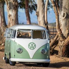 Volkswagen Transporter Bus Wood Ornament Engraved Large 5 3//4 Inches Round