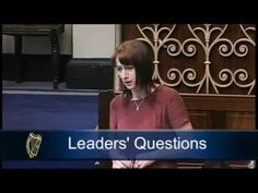 WOW MUST SEE Obama destroyed & called a war criminal in Irish Parliament WOW MUST SEE - Published on Junew 21, 2013 - ***DON'T KNOW WHO THIS LADY IS, BUT SHE'S 'TELLING IT LIKE IT IS' ABOUT OBAMA... OBAMA IS A 'WAR CRIMINAL'.  THEY CAN'T SILENCE HER, SHE JUST KEEPS ON GOING ABOUT OBAMA.  GOD BLESS HER!!!  MUST WATCH!!!