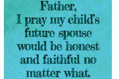 Prayer for my Child
