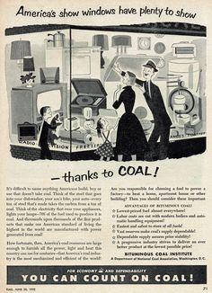 Bituminous Coal Institute (1952).