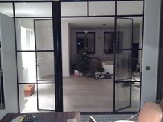 Kamer en suite en achterpui on pinterest window wall kitchen indus - Verriere kamer ...