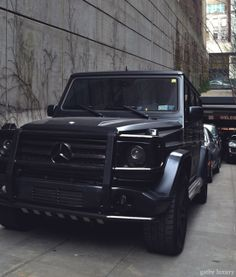 mercedes g class black | Mercedes-Benz G-Class-great-gatsby-luxury-car-black-photography