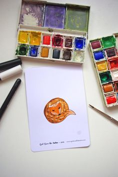 Day 6/365. http://365postcardsproject.tumblr.com #365postcards #365projectlife #godsavetheteatime #foxlover #fox #illustration