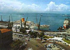 Praça Mauá – Anos 60
