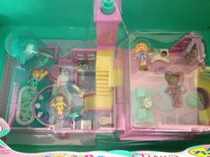 Brand NEW IN BOX Vintage Polly Pocket Tiny World Polly'S Country House Bluebird | eBay