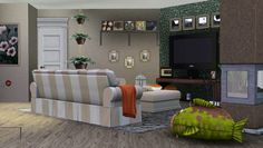 My the sims 3 creations - house 2 - Jennifer Hujanen