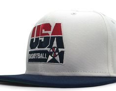 Nike True USA Basketball Olympics Snapback Caps