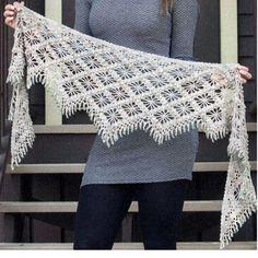 Loza: shawl