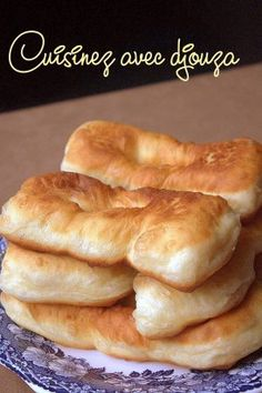 Beignets au yaourt faciles et légers Beignets faciles et légers au yaourt Thermomix Desserts, Easy Desserts, Dessert Recipes, Tunisian Food, Algerian Recipes, Desserts With Biscuits, Ramadan Recipes, Arabic Food, Snacks