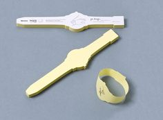 Post-it Wrist notes.  I'm getting these for my WHOLE family, you know who you are!