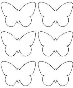 Pdf Petit Papillon Deco