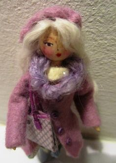 d3 | peg doll with gucci purse | karen hargreave | Flickr