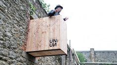 La salle UN:UN by Collectif ETC