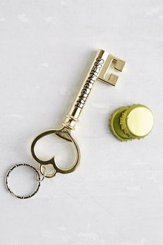 Key To Happiness Bottle Opener $10