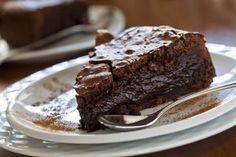 Gâteau au chocolat fondant