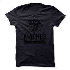 MATHES 3244 - #mom shirt #girl tee. SIMILAR ITEMS => https://www.sunfrog.com/Names/MATHES-3244.html?68278