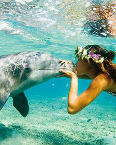 Mermaid moment!