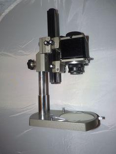 Olympus zuiko MACRO makro 38 mm f/3.5, top for focus stacking.