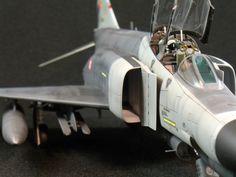 "MDD F-4E Phantom II 2020 ""111.Filo"" / Hasegawa 1/48 Levent Burak KARA"