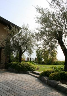 Iseo Lake. Lake tranquility. Romantic style and breathtaking view.