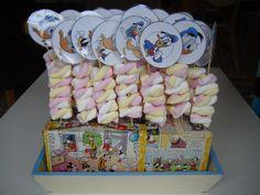 Donald Duck traktatie #treat door Crealien