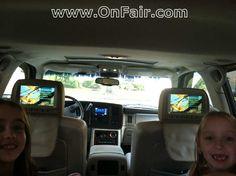 Autotain Car Headrest DVD Customer Testimonial - 2003 Cadillac Escalade #headrestdvdplayer #family  http://www.onfair.com/2003-cadillac-escalade-car-headrest-dvd-player-install-photos-customer-testimonial/