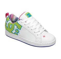 Women's Court Graffik SE Shoes - DC Shoes