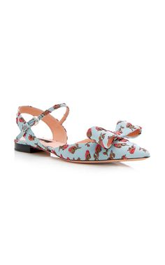 ROCHAS Flower Bud Pointed Flat