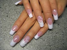 #french #manicure #nails