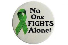 Lymphoma-No one fights alone