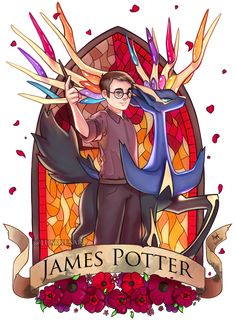 Pottermon: James Potter We've had Moony, Wormtail, Padfoot… and here's Prongs! I thought it was significant that Xerneas is the Life Pokemon, and James gave his. Harry Potter Cartoon, Cute Harry Potter, Harry Potter Artwork, Harry Potter Drawings, Harry Potter Pictures, Harry Potter Wallpaper, Harry Potter Universal, Harry Potter Fandom, Harry Potter Characters