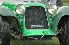 1930 Maserati V4 at the Le Belle Macchine d'Italia