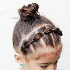 #hotd Today is day 19 of #30daysnewbraids by @hair_by_lori & it's a Headband for today. I did a quick bubble braid headband into a high messy bun. Super cute! #30dnbday19 . . . . . #hairstyles #hairinspiration #lrhairstyles #hair #hairstylesforgirls #littlegirlhairstyles #hairstylesforlittlegirls #toddlerhairstyles #littlegirlhairideas #easyhairstyles #hairideasforgirls #instahair #easybraids #churchhair #sundayhair #hairideas #bubblebraids #messybuns #braidsforgirls #braidsforlittlegirls