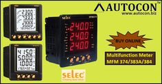 Buy SELEC make Multifunction Meters at our Online Shopping Store.....