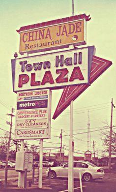 Town Hall Plaza, Johnston, Rhode Island