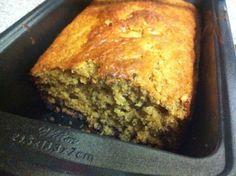 Oatmeal Chocolate Chip Loaf Cake Recipe