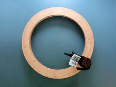 UNCOMPLICATED: chris kabel: wood ring bench