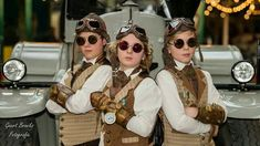 Steampunk Kids, Steampunk Clothing, Costumes Pictures, Sunglasses, Steam Punk, Clothes, Collection, Fashion, Outfit