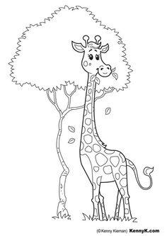 einzigartig malvorlagen tiere giraffe #malvorlagen #