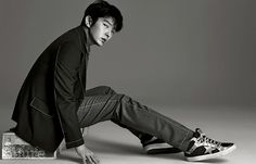 Extra Shots of Lee Jun Ki From Allure Korea's March Issue | Couch Kimchi