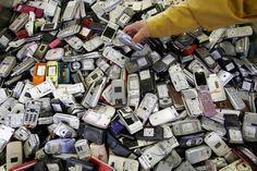 tresorsdumonde.ca is sharing: Recycling Around the World - The Atlantic