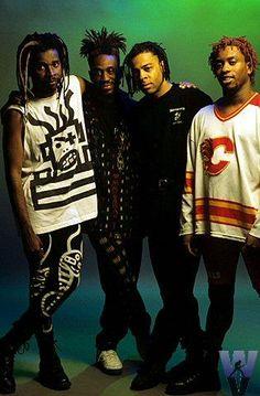 Living Colour - Lollapalooza - Aug-25, 1991 Denver, Fiddlers Green