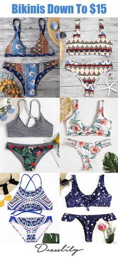 2cbd1d0c6d You won t find these prints anywhere else! New arrival! Shop exclusive  swimsuits at Dresslily.com.  dresslily