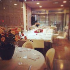 Le sale del Ristorante Utopia ! Dalla cena romantica in saletta riservata alla festa di compleanno o qualsiasi altra ricorrenza grazie alla spaziosa sala per altre feste'