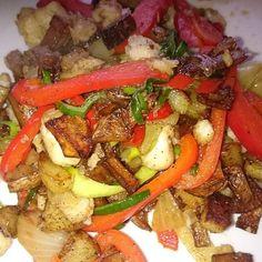 Nydelig spicy #torskepanne oppskrift på spiselise.com  #fisk #torsk #godtno #godt #middag