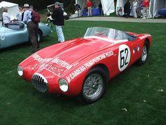 1954 Osca MT4 1500 Carrera Panamericana Mexico