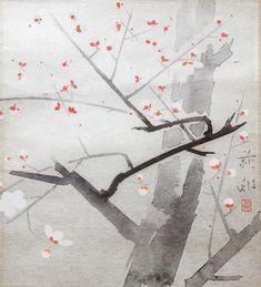 Uda Tekison 宇田荻邨 (1896-1980).